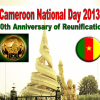 Ambassador Melono Invites Cameroonians to 50th Anniversary of Reunification Celebrations