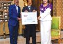 First Lady Chantal Biya Appointed Special Ambassador for UNAIDS