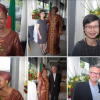 National Day Diplomatic Reception: News and Photos