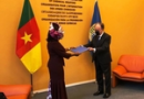 H.E Mrs. Liguemoh Presents Credentials to OPCW