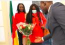 Embassy Staff Welcomes New Ambassador (Photos)